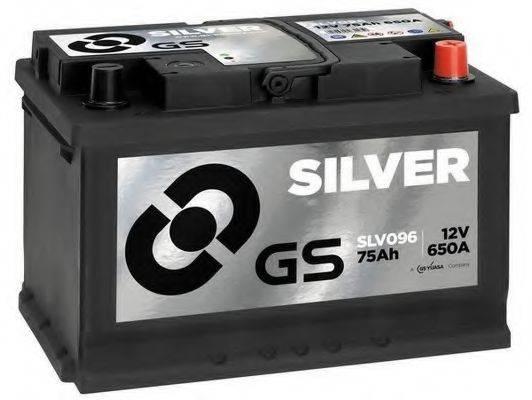 GS SLV096 Аккумулятор автомобильный (АКБ)
