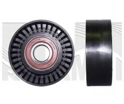 KM INTERNATIONAL FI1040 Натяжной ролик, поликлиновой  ремень