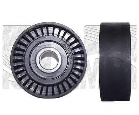 KM INTERNATIONAL FI22970 Натяжной ролик, поликлиновой  ремень