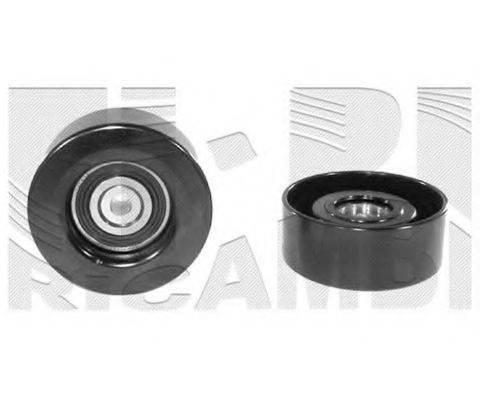 AUTOTEAM A04436 Натяжной ролик, поликлиновой  ремень
