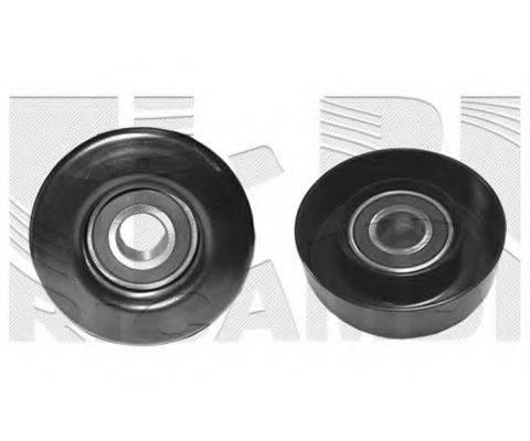 AUTOTEAM A05464 Натяжной ролик, поликлиновой  ремень