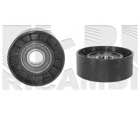 AUTOTEAM A02204 Натяжной ролик, поликлиновой  ремень