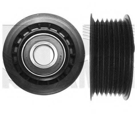 AUTOTEAM A03124 Натяжной ролик, поликлиновой  ремень