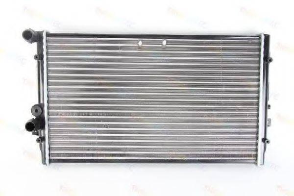 THERMOTEC D7W058TT Радиатор охлаждения двигателя