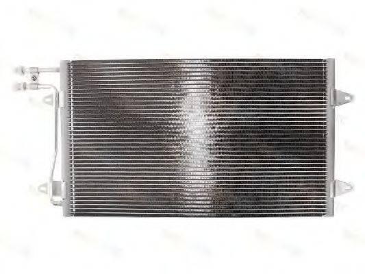 THERMOTEC KTT110124 Конденсатор кондиционера