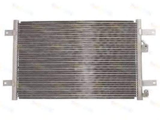 THERMOTEC KTT110164 Конденсатор кондиционера