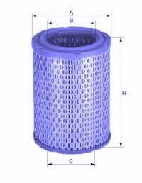 UNICO FILTER AE162383 Воздушный фильтр