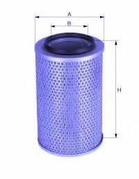 UNICO FILTER AE16229 Воздушный фильтр