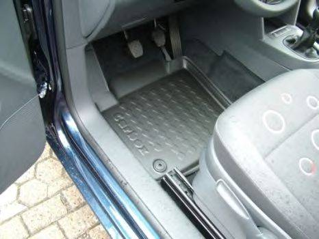CARBOX 401439000 Резиновый коврик с защитными бортами