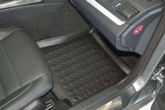 CARBOX 411439000 Резиновый коврик с защитными бортами