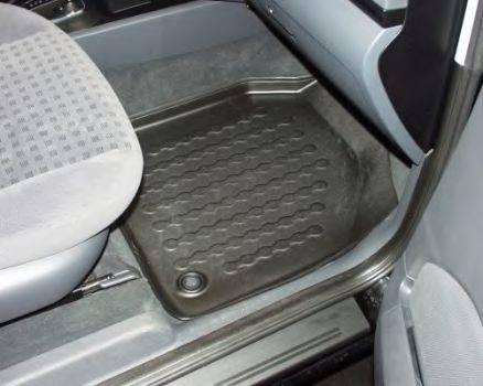 CARBOX 411690000 Резиновый коврик с защитными бортами