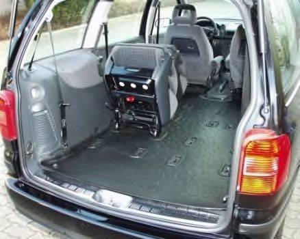 CARBOX 901727000 Лоток багажного/грузового отсека