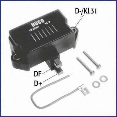 HITACHI 130681 Регулятор генератора