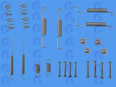 ERT 310005 Комплектующие, тормозная колодка