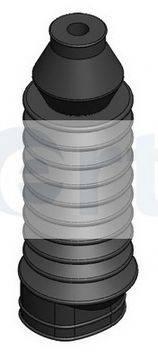 ERT 101659 Пыльник рулевой рейки