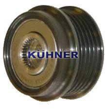 AD KUHNER 885009 Муфта генератора