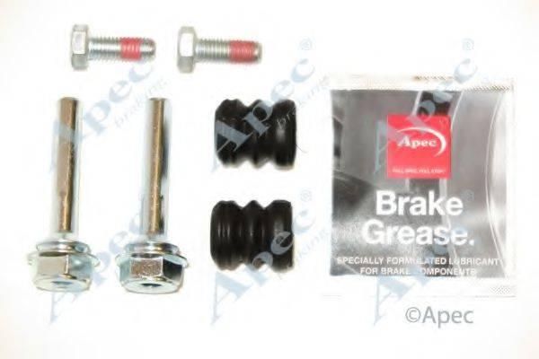 APEC BRAKING CKT1002 Комплект направляющей гильзы