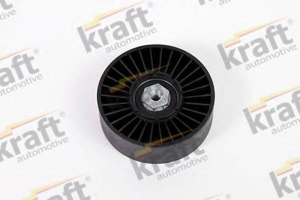KRAFT AUTOMOTIVE 1220790 Натяжной ролик, поликлиновой  ремень