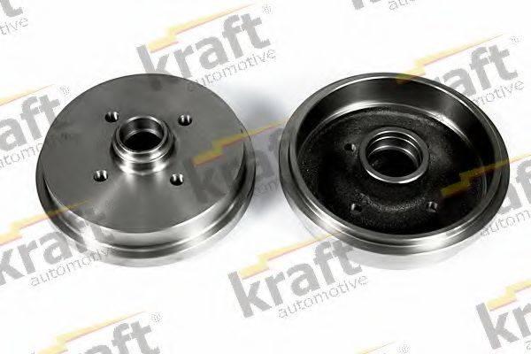 KRAFT AUTOMOTIVE 6060010 Тормозной барабан