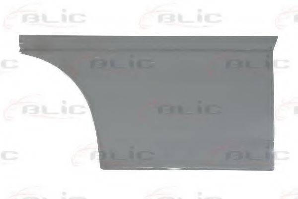 BLIC 6015009558123P Дверь, кузов