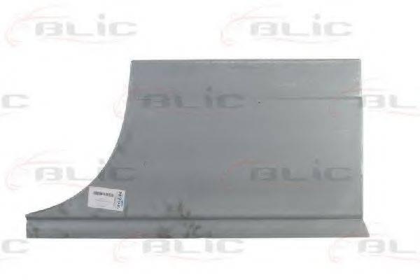 BLIC 6015009558124P Дверь, кузов