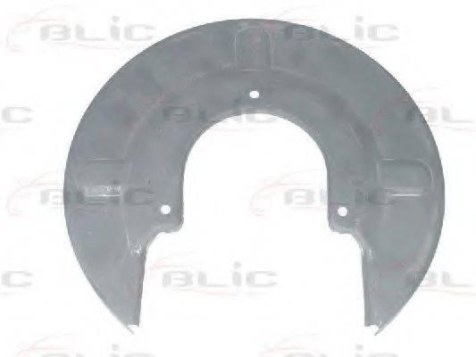 BLIC 6508039558379P Отражатель, диск тормозного механизма