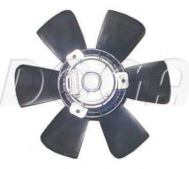 DOGA EVW014 Вентилятор системы охлаждения двигателя