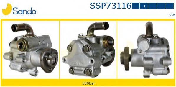 SANDO SSP731161 Гидравлический насос, рулевое управление