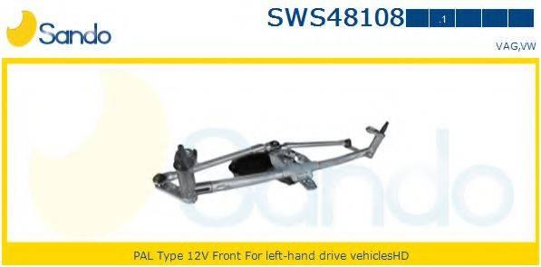 SANDO SWS481081 Система очистки окон