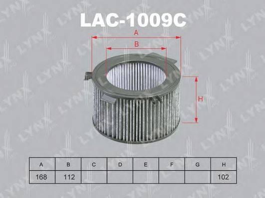 LYNXAUTO LAC1009C Фильтр салона