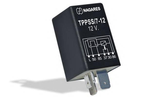 NAGARES TPPSS712 Блок управления, время накаливания