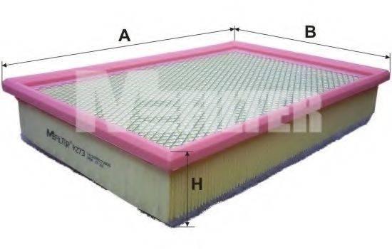 MFILTER K273 Воздушный фильтр