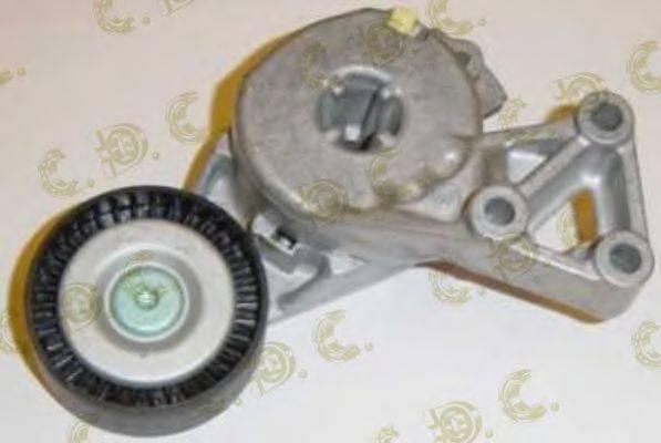 AUTOKIT 03567 Ролик натяжной ремня генератора