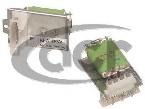 ACR 160201 Сопротивление, вентилятор салона