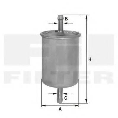 FIL FILTER ZP8002FM Топливный фильтр
