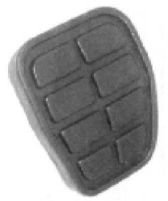 METALCAUCHO 00864 Педальные накладка, педаль тормоз