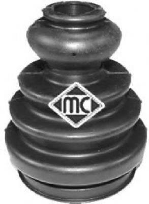 METALCAUCHO 01069 Пыльник рулевой рейки