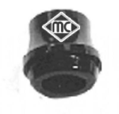 METALCAUCHO 02669 Прокладка, вентиляция картера