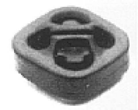 METALCAUCHO 02766 Стопорное кольцо, глушитель