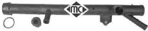 METALCAUCHO 03618 Трубка охлаждающей жидкости