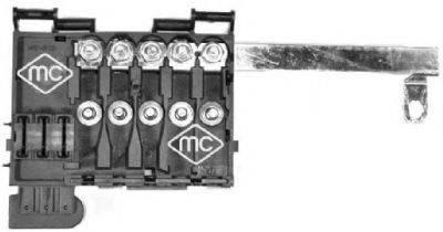 METALCAUCHO 03887 Коробка предохранителей