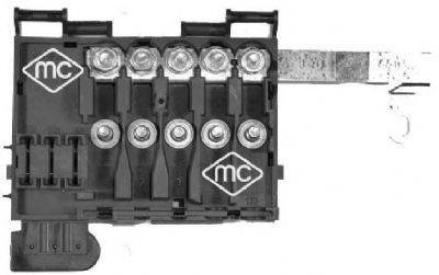 METALCAUCHO 03888 Коробка предохранителей