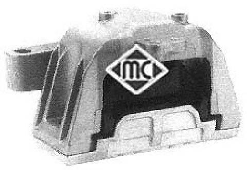 METALCAUCHO 04186 Подушка двигателя