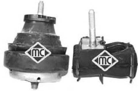 METALCAUCHO 04556 Подушка двигателя