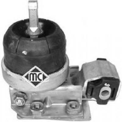 METALCAUCHO 04557 Подушка двигателя