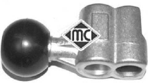 METALCAUCHO 04902 Шток вилки переключения передач