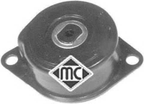 METALCAUCHO 04908 Натяжитель ремня, клиновой зубча
