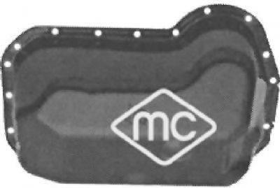 METALCAUCHO 05958 Масляный поддон