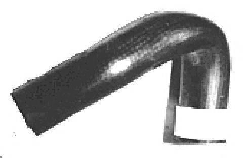METALCAUCHO 07929 Шланг радиатора