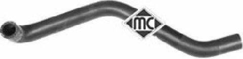 METALCAUCHO 09015 Впускная труба, масляный насос